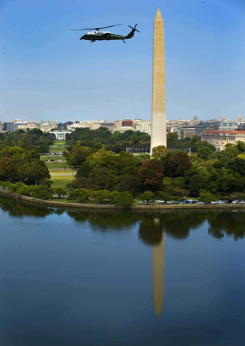 The Washington Monument reopens to tourists Thursday following three years of refurbishing.