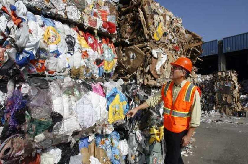 Burbank Recycling Center >> Reactions Mixed As Burbank Recycle Center Stops Paying Crv