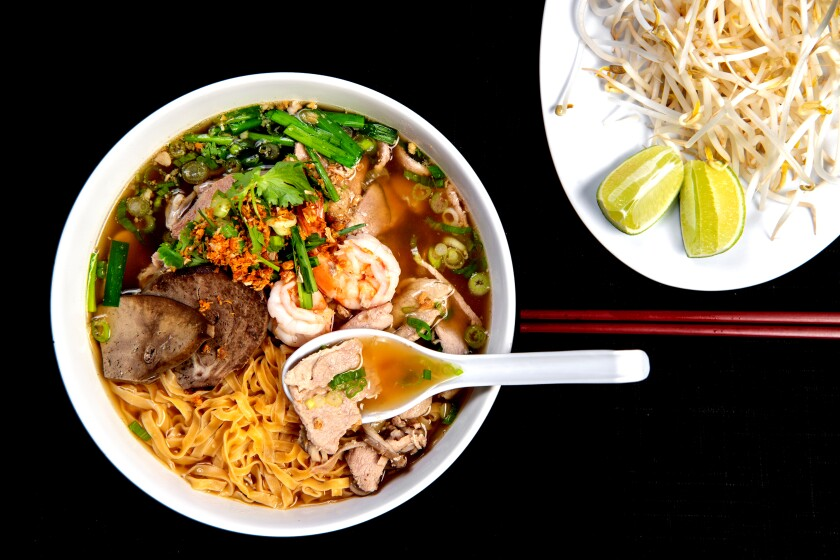Get to know hu tieu, the southern Vietnam noodle favorite