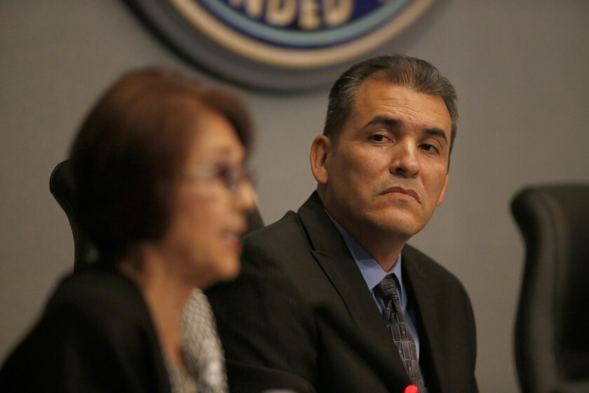 Anaheim Councilman Jose Moreno