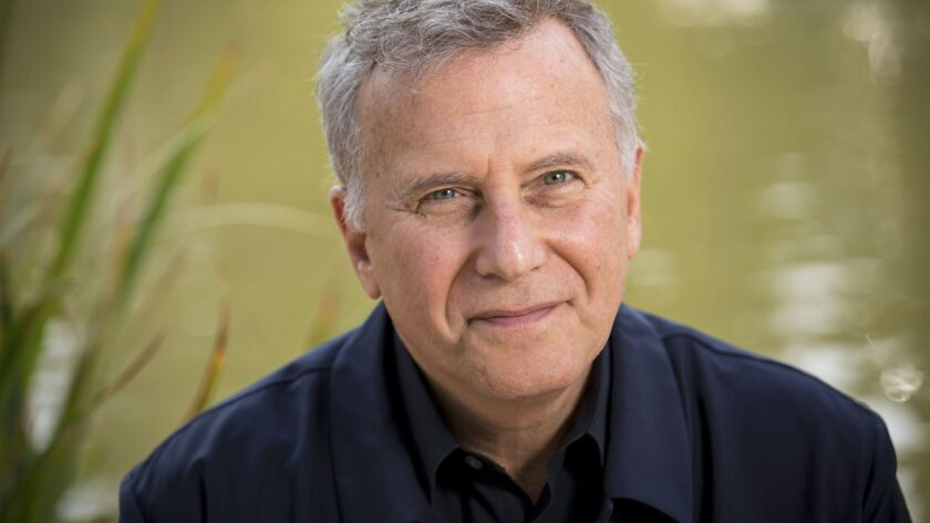 BEVERLY HILLS, CA--TUESDAY, SEPTEMBER 19, 2017--Actor-writer-producer Paul Reiser is photographed in