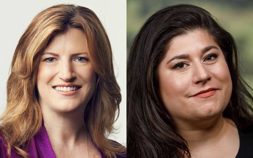 LA Times Culture Hires Alison Brower and Anousha Sakoui