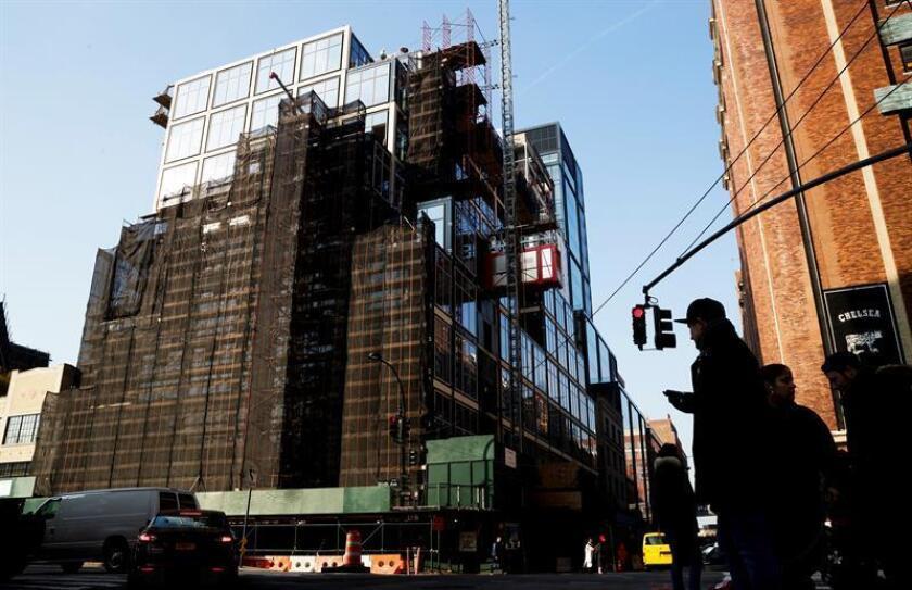 Los gastos en el sector de la construcción aumentaron un 0,4 % en mayo al registrar un ritmo anual de 1,31 billones de dólares, informó hoy el Departamento de Comercio. EFE/Archivo
