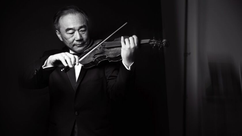 For classical music ten picks: SummerFest Music Director and violinist Cho-Liang Lin. SummerFest. So