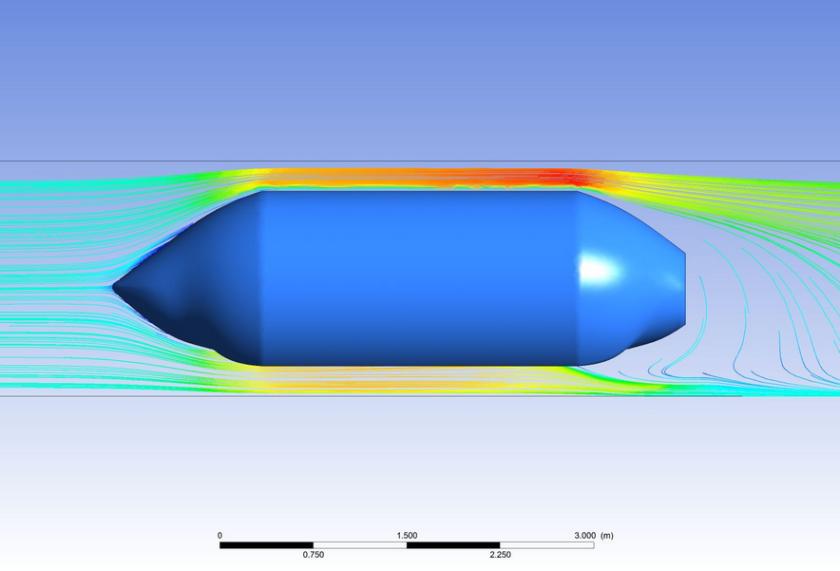 Cal Poly Pomona hyperloop