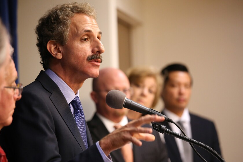 Los Angeles City Attorney Mike Feuer