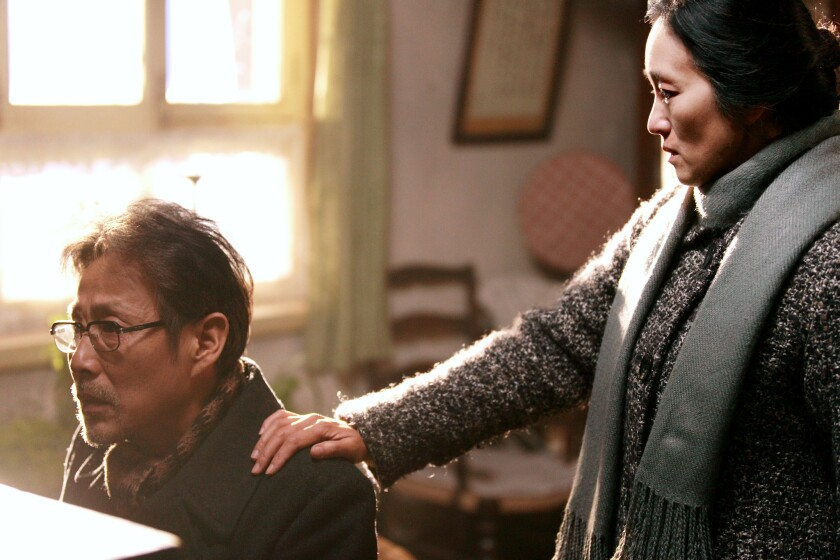 Review: Zhang Yimou's 'Coming Home' an unforgettable study of loss - Los  Angeles Times