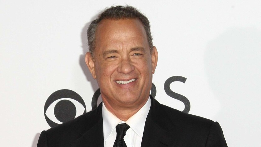Tom Hanks, actor-director-producer, will soon add Tom Hanks, author, to his resume.