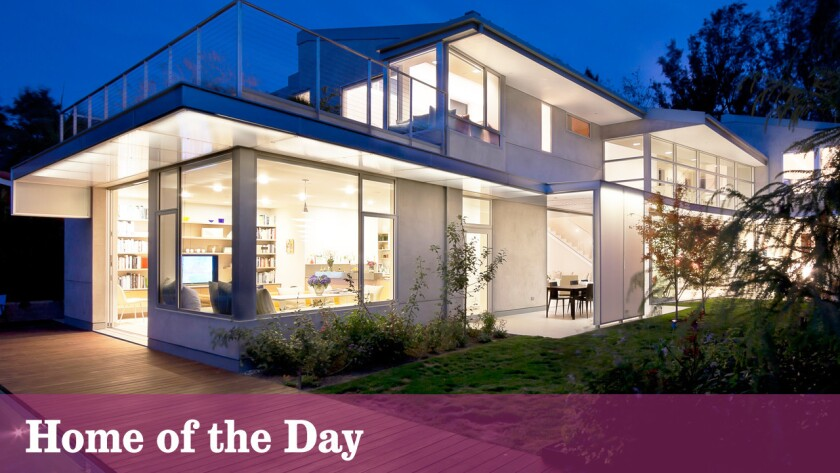 Home of the Day: The Yudell/Beebe House