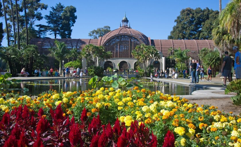Beautiful Balboa Park