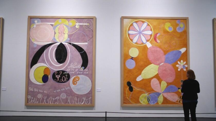 A 2013 retrospective at Stockholm's Museum of Modern Art made Hilma af Klint an international sensation.