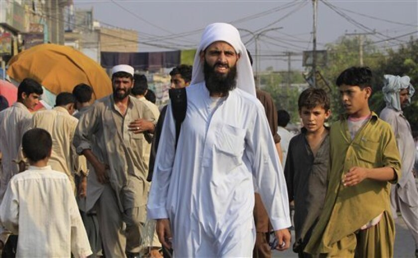 Pashtun ethnic agenda at heart of Afghan war - The San Diego
