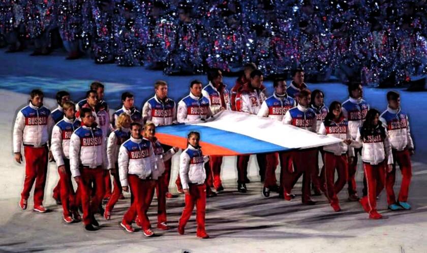 Los rusos... en la mira.