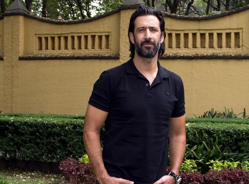 """José María Yazpik interpreta al mexicano Amardo Carrillo en la tercera temporada de """"Netflix""""."""