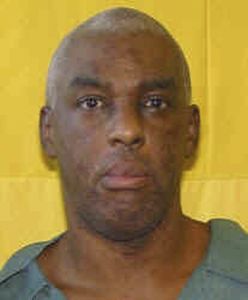 This undated photo provided by the Ohio Department of Rehabilitation and Corrections shows Demetrius Jones. Prosecutors and advocates for rape victims are asking the Ohio Supreme Court to reinstate charges against Jones, a Cleveland man accused of attacking a woman in 1993. At issue is the 2013 ind