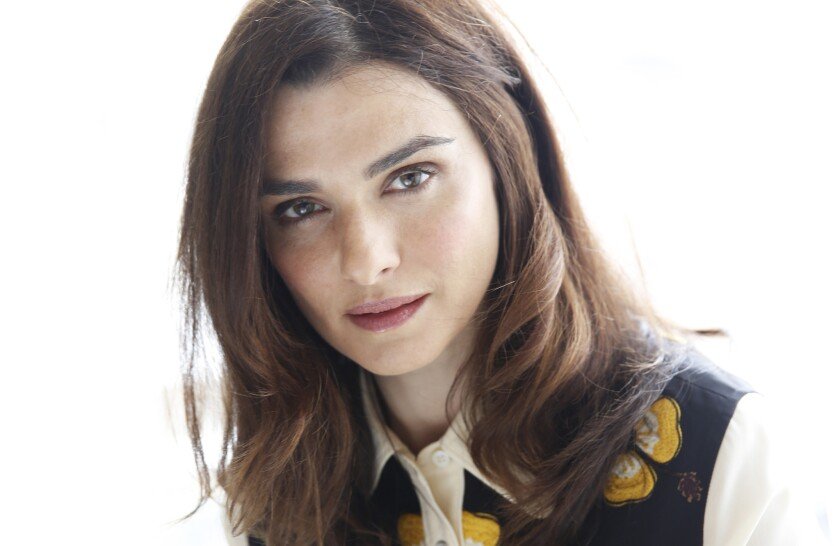 """Rachel Weisz stars in the upcoming films """"Complete Unknown,"""" """"Denial"""" and """"The Light Between Oceans,"""" along with the New York revival of """"Plenty."""""""