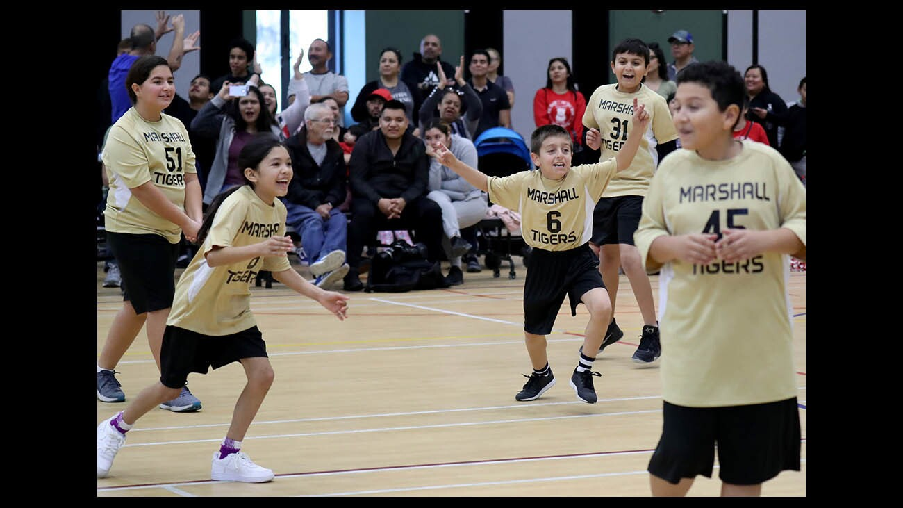 Photo Gallery: Glendale Community & Parks youth volleyball tournament draws large crowd