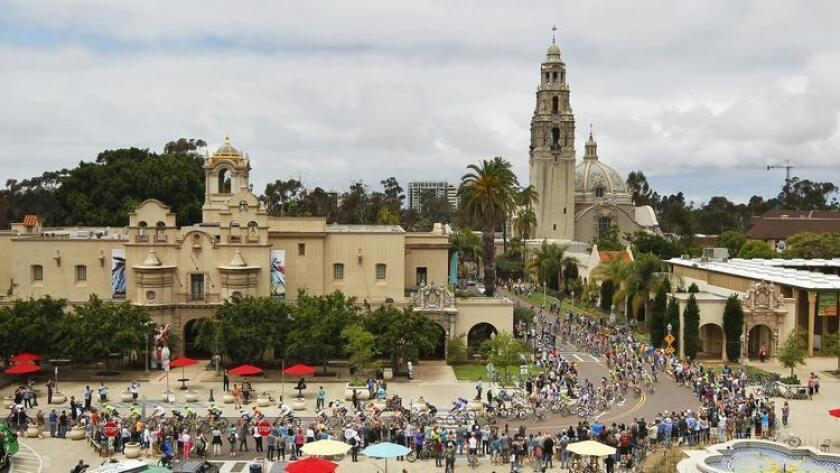 San Diego's Balboa Park, the site of many community events, is one of California's historic Cultural Districts under a program of the California Council on the Arts.