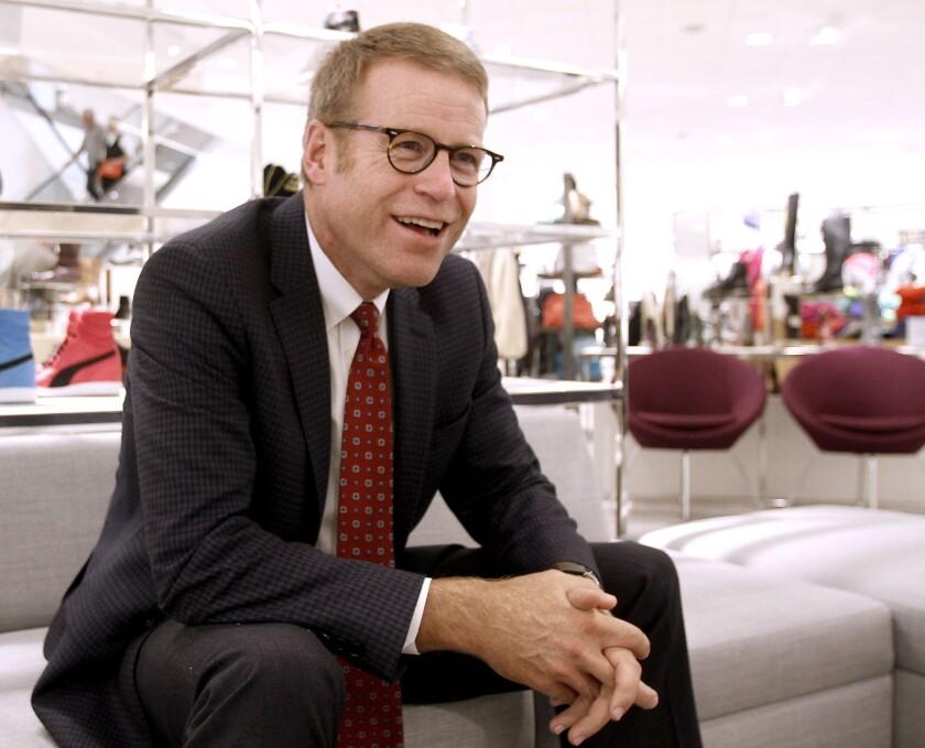 Nordstrom president Blake Nordstrom