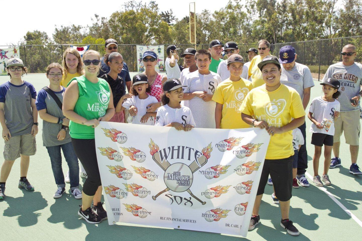 Miracle League Fall 2017 Opening Day