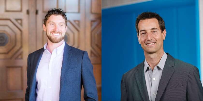 Neal Bloom and Al Bsharah founded Interlock Capital last year.