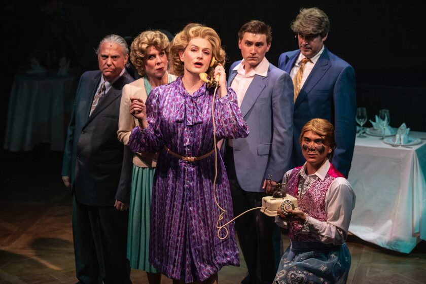 """Cygnet Theatre will open its 2021-2022 season with a reprise of """"La Cage aux Folles"""""""