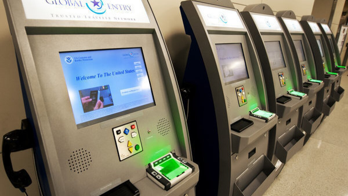 Now that the LAX Global Entry Enrollment Center has closed
