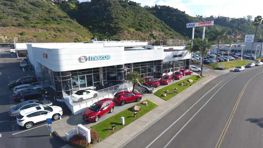 Mazda Dealership San Diego >> John Hine Dealership Celebrates 60 Years In San Diego 75