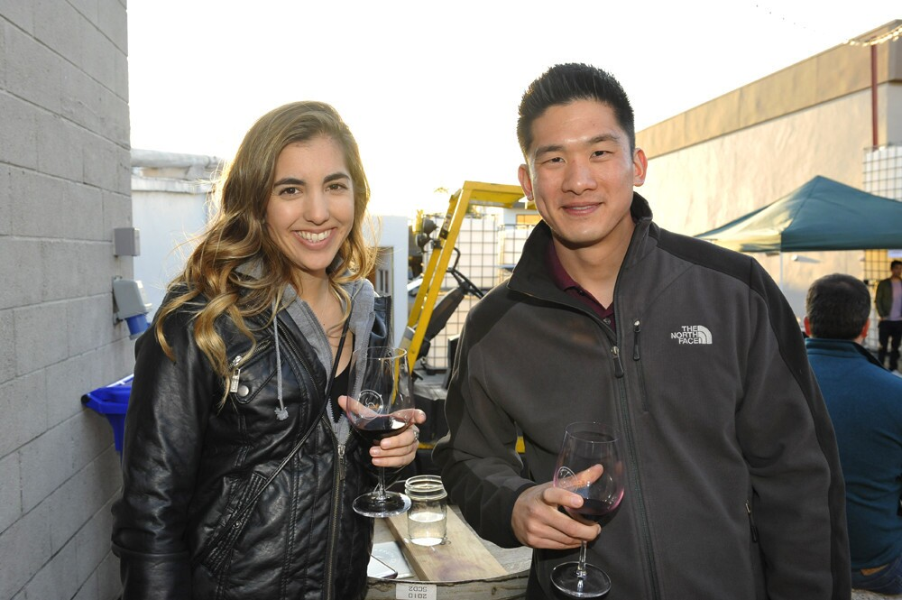 Guests enjoyed live music, pizza and, of course, wine at the Carruth Cellars 8th Annual Barrel Party in Solana Beach on Saturday, Feb. 24, 2018.