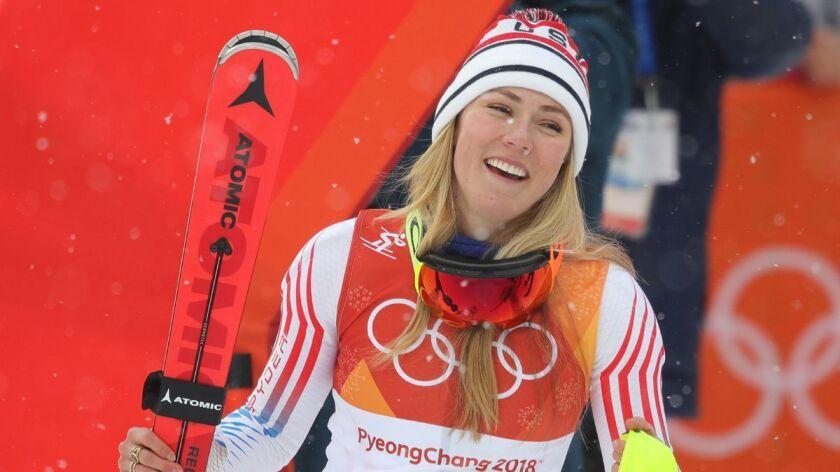 Alpine Skiing - Winter Olympics Day 13
