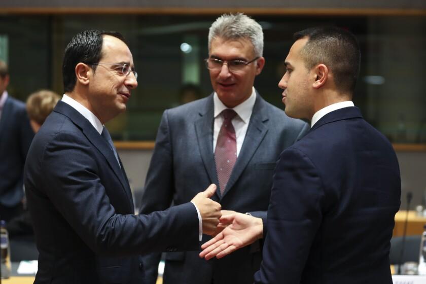 Belgium EU Iran