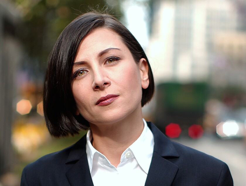 """Donna Tartt won the Pulitzer Prize for fiction for her novel """"The Goldfinch."""""""