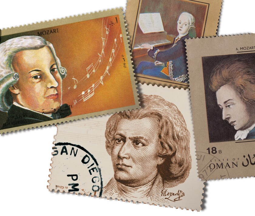The Mainly Mozart Festival, now in its 31st year, begins May 30.