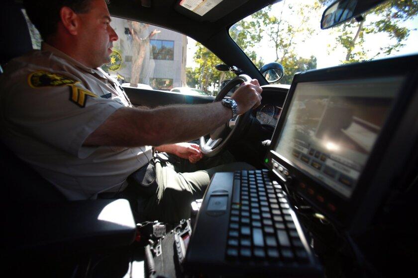 Sheriff's Deputy Scott Roller