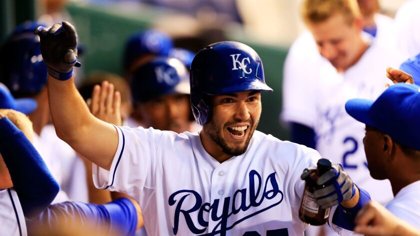 First baseman Eric Hosmer remains one of many unsigned free agents.