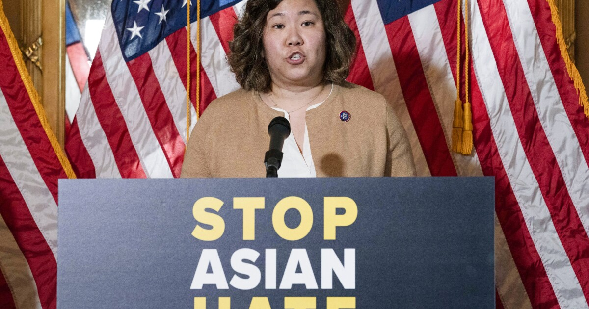 Amid rise in anti-Asian hate crimes, Democrats move to beef up prosecution