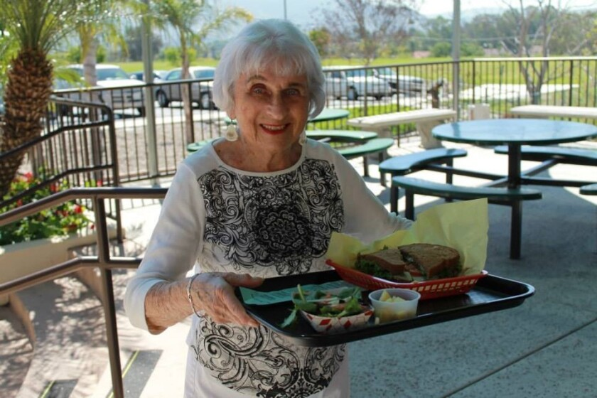 The RSF Foundation also started North County Senior Connections, now in its third year. The RSF Foundation and partner organizations coordinate the Thyme Together food truck to bring nutritious meals to seniors, one of the many services provided.