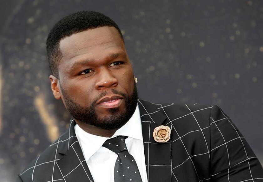 """El rapero estadounidense Curtis Jackson """"50 Cent"""". EFE/Archivo"""