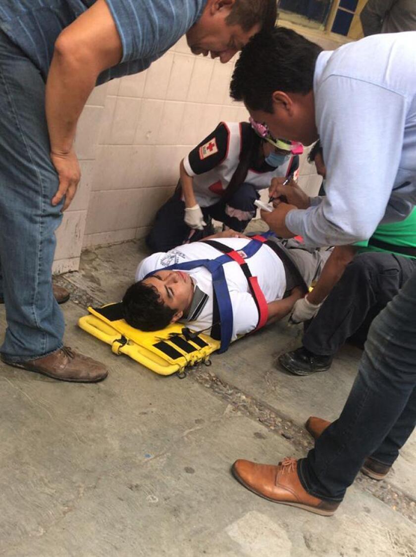 Tiroteo contra escuela del norte de México deja cinco estudiantes heridos