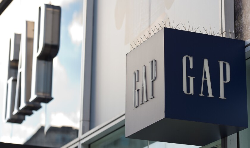 Gap currently boasts 775 stores in North America.