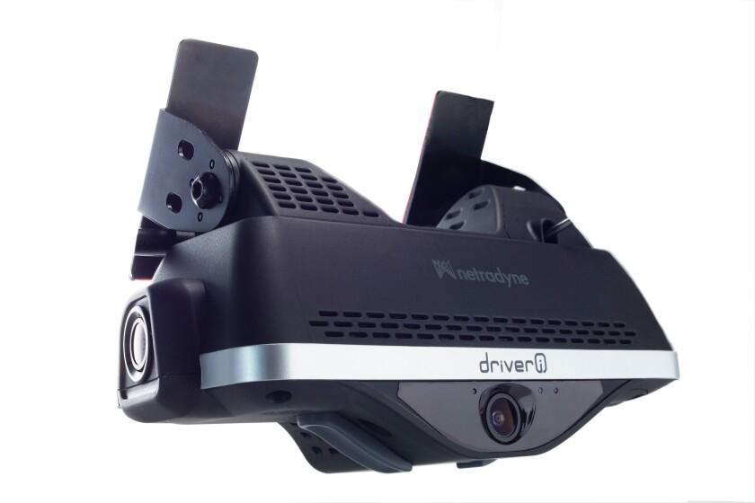 Netradyne's Driveri computer vision camera