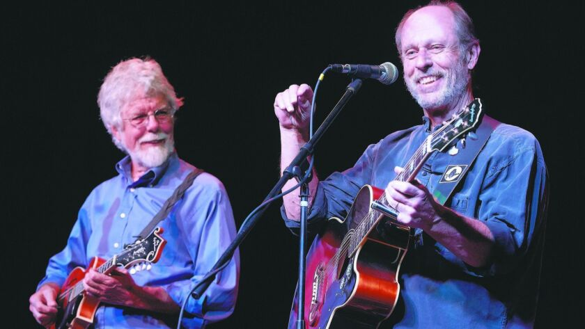 Paul Barrere and Fred Tacket, the guitartists of Little Feat. Hank Randall photo