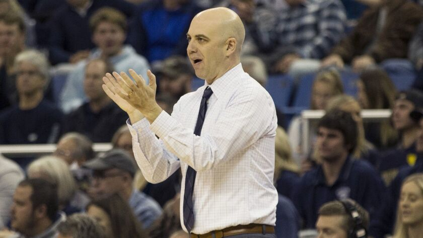 First-year head coach Craig Smith has Utah State at 18-5 overall and in second place in the Mountain West at 8-2.