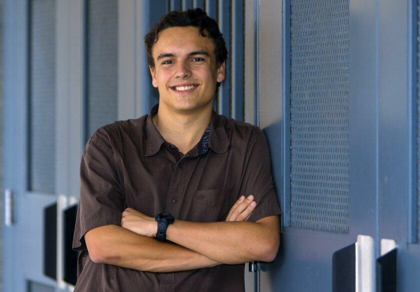 Westview High School's Emmit K. Pert is a U.S. Presidential Scholar.