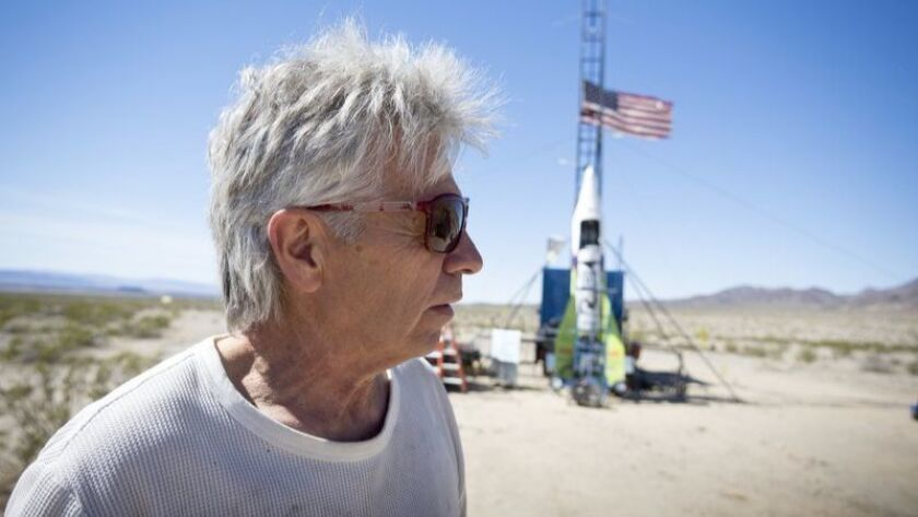 Flat-Earther's steam-powered rocket lofts him 1,875 feet up into