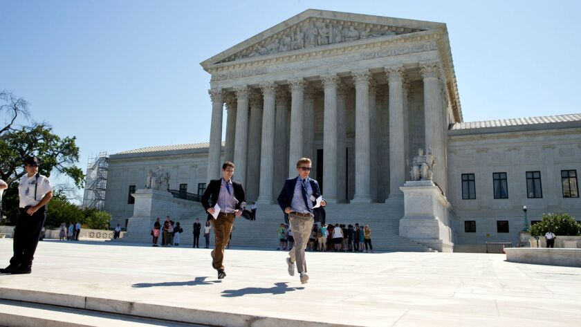 Supreme Court runners