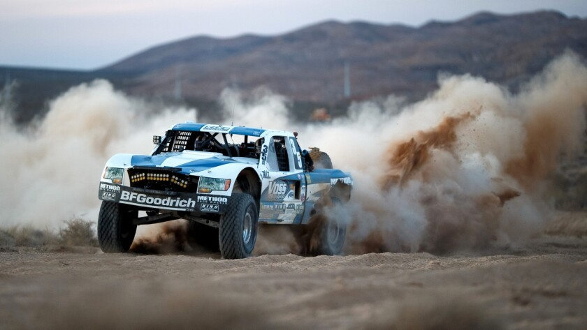 This is the 50th year for the Mint 400 off-road race.