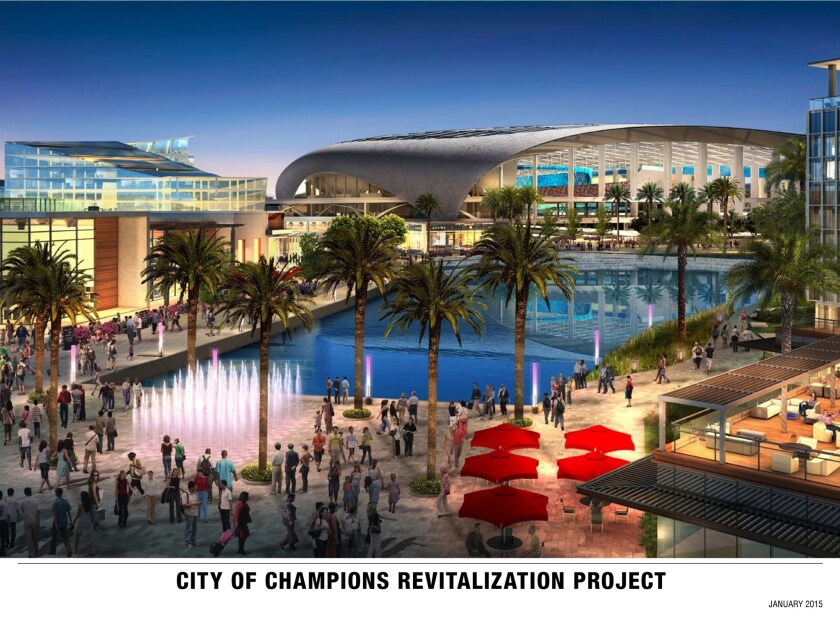 Hollywood Park Land Co. City of Champions