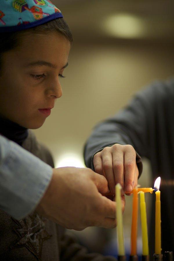 Beth El Hanukkah 2010