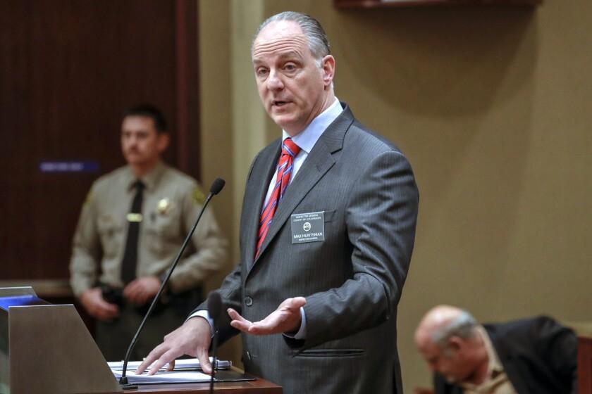 L.A. County Inspector General Max Huntsman